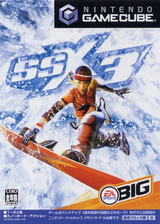 SSX3 GameCube cover (GXBJ13)