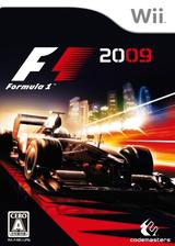 F1 2009 Wii cover (R9FJ36)