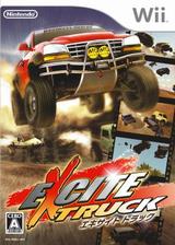 エキサイトトラック Wii cover (REXJ01)