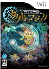 タクトオブマジック Wii cover (ROSJ01)