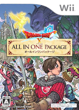 ドラゴンクエストX オールインワンパッケージ Wii cover (S6TJGD)