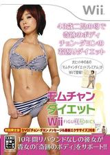 モムチャンダイエットWii フィギュアロビクスby チョン・ダヨン Wii cover (SMMJ0Q)