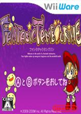 ファンタジックタンバリン FANTASIC TAMBOURINE WiiWare cover (WTBJ)