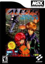 Aleste VC-MSX cover (XABJ)