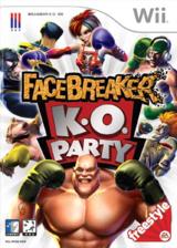 페이스브레이커: K.O. 파티 Wii cover (RFQK69)