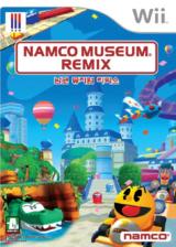 남코 뮤지엄 리믹스 Wii cover (RNWKAF)