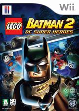 레고 배트맨 2 Wii cover (S7AKZA)