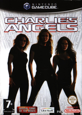 Charlie's Angels GameCube cover (GCGP41)