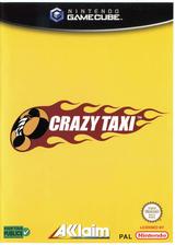 Crazy Taxi GameCube cover (GCTP51)