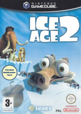 Ice Age 2: The Meltdown GameCube cover (GIAP7D)