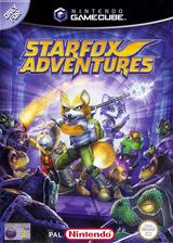 Star Fox Adventures GameCube cover (GSAP01)