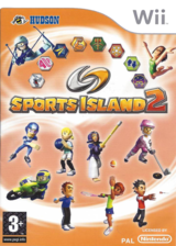 Sports Island 2 Wii cover (R2SP18)
