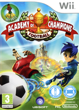 Academy of Champions Wii cover (R5FP41)