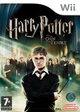 Harry Potter en de Orde van de Feniks Wii cover (R5PX69)