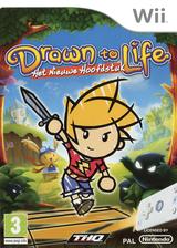 Drawn to Life: Het Nieuwe Hoofdstuk Wii cover (R9DP78)