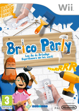 Brico Party Wii cover (R9EPNP)