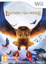 Legende van Ga'Hoole Wii cover (R9GPWR)