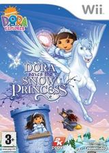Dora redt de Sneeuwprinses Wii cover (RDPX54)