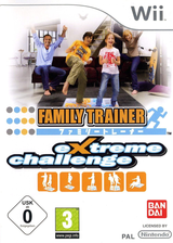 Family Trainer: Extreme Challenge Wii cover (REJPAF)