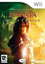 The Chronicles of Narnia: Prince Caspian Wii cover (RNNZ4Q)