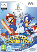 Mario & Sonic op de Olympische Winterspelen Wii cover (ROLP8P)