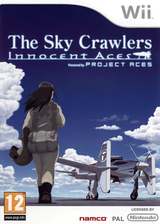 The Sky Crawlers: Innocent Aces Wii cover (RQRPAF)