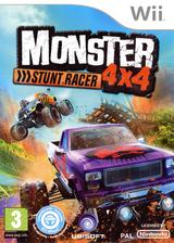 Monster 4x4: Stunt Racer Wii cover (RQZP41)