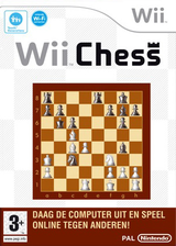 Wii Chess Wii cover (RTYP01)