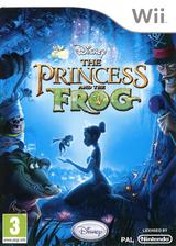 De Prinses en de Kikker Wii cover (RU5X4Q)
