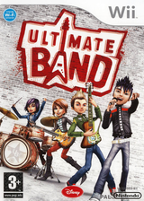 Ultimate Band Wii cover (RULP4Q)
