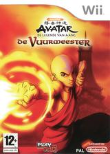 Avatar: De Legende van Aang - De Vuurmeester Wii cover (RV9P78)