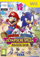 Mario & Sonic op de Olympische Spelen – Londen 2012 Wii cover (SIIP8P)