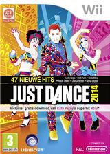Just Dance 2014 Wii cover (SJOP41)