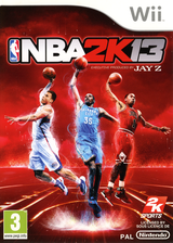 NBA 2K13 Wii cover (SKSP54)