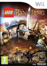 LEGO The Lord of the Rings Wii cover (SLRPWR)