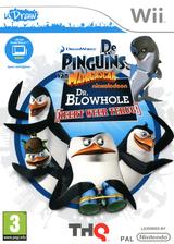 De Pinguïns van Madagascar: Dr. Blowhole Keert Weer Terug! Wii cover (SP8P78)