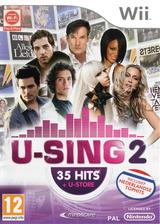 U-Sing 2: Popstars Edition Wii cover (SU3HMR)