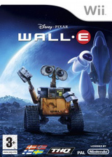 WALL•E Wii cover (RWAU78)