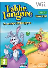 Labbe Langøre: Skolestart - På eventyr i Ballongbyen Wii cover (SREXNL)