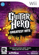 Guitar Hero: Greatest Hits Wii cover (SXCP52)
