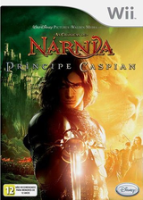As Crónicas de Narnia: o Príncipe Caspian Wii cover (RNNP4Q)