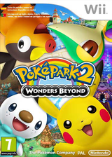 PokéPark 2: Wonders Beyond Wii cover (S2LP01)