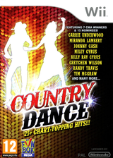 Country Dance Wii cover (SQ2PXT)