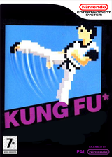 Kung Fu VC-NES cover (FJOR)