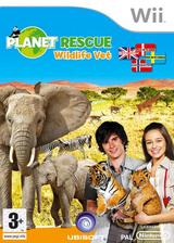 Planet Rescue: Wildlife Vet Wii cover (R8VP41)