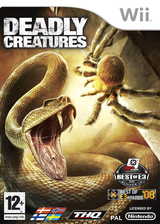Deadly Creatures Wii cover (RDCP78)
