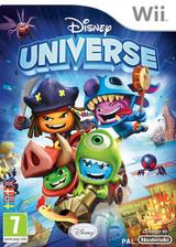 Disney Universe Wii cover (SDXP4Q)