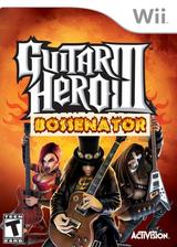 Guitar Hero III Custom:Bossenator CUSTOM cover (C3BE52)