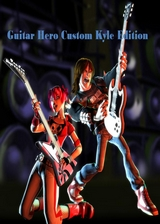 Guitar Hero III Custom:Kyle Edition #1 CUSTOM cover (C3KE52)