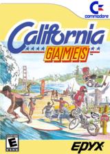 California Games VC-C64 cover (C97E)